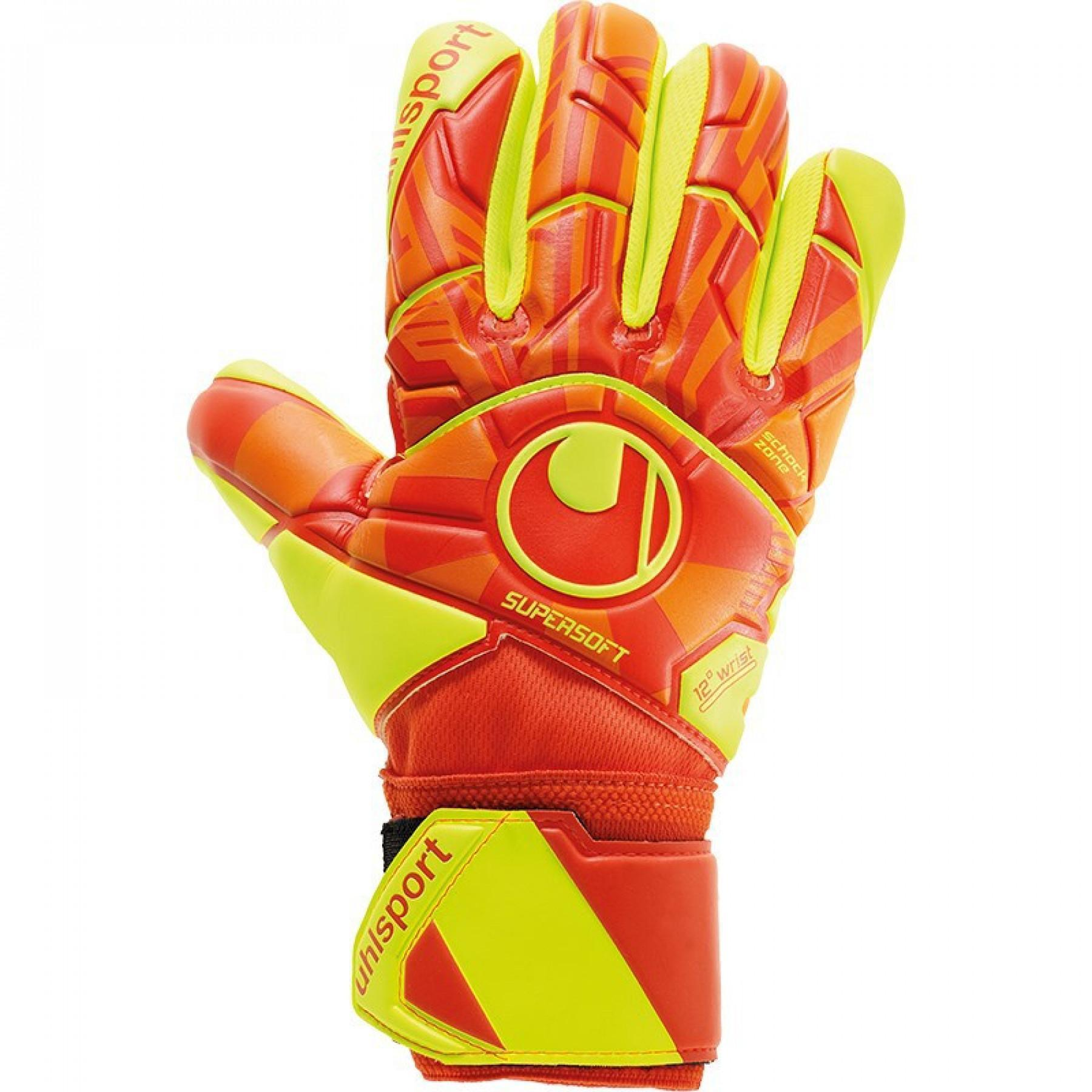 Uhlsport Dynamic Impulse Supersoft Hn goalie handschoenen
