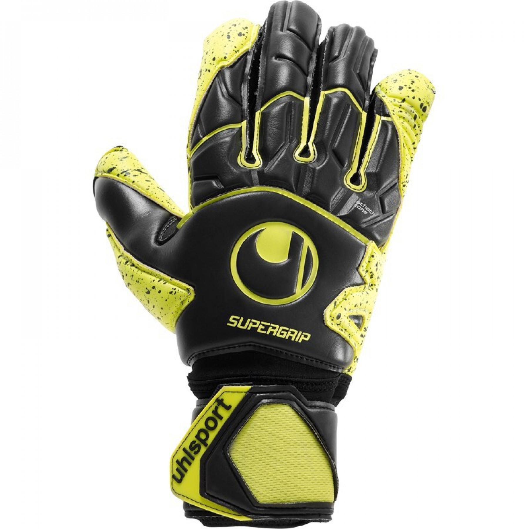 Uhlsport Supergrip Flex Frame Carbon Goalie Handschoenen
