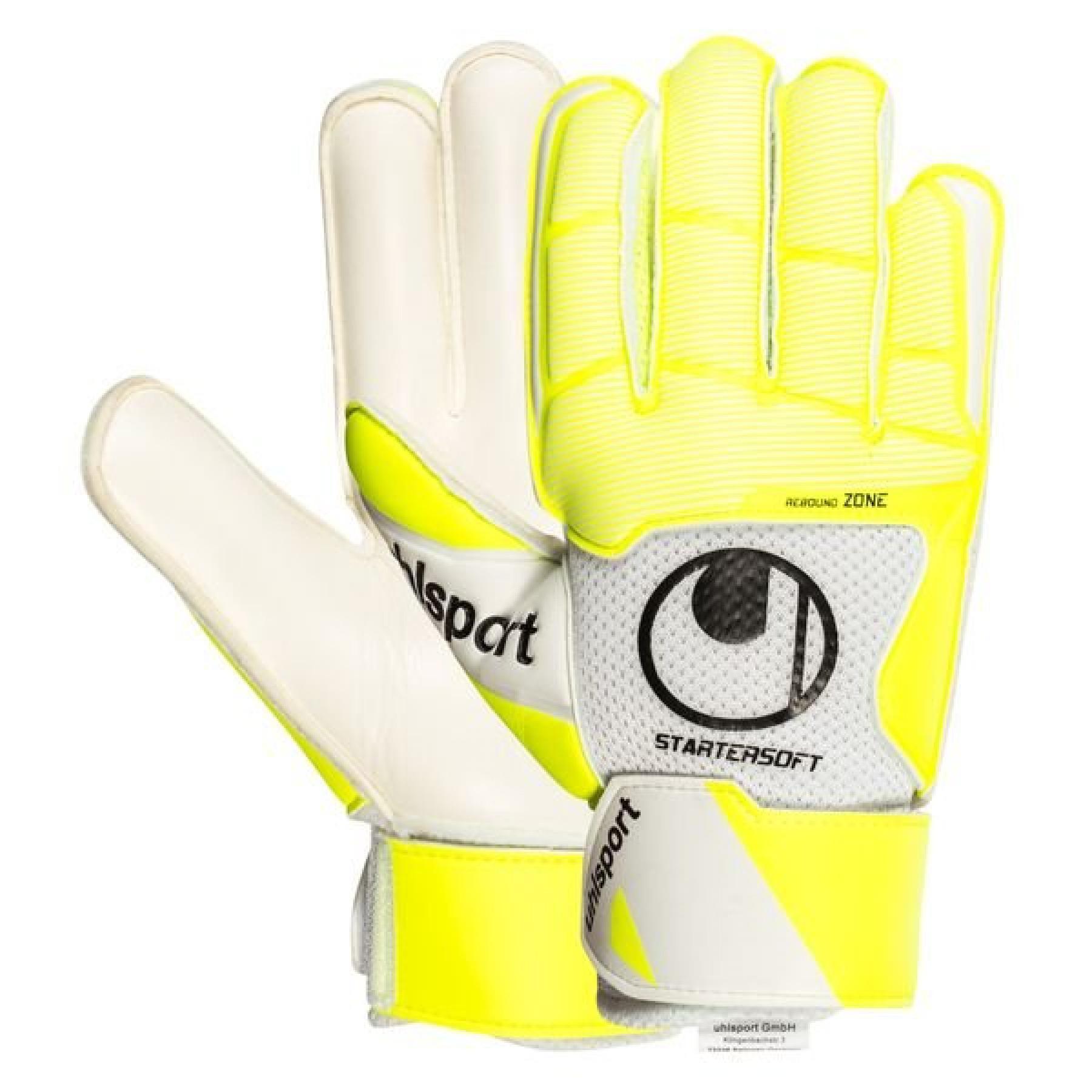 Uhlsport Pure Alliance Starter Soft Gloves