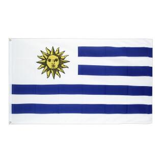 Supporterswinkel Uruguay Vlag