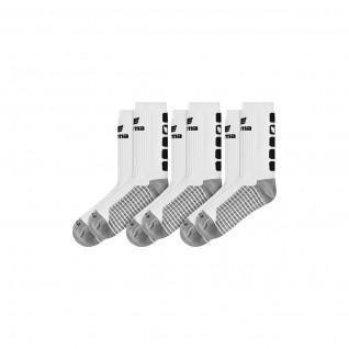 Set van 3 paar Erima Classic 5-C sokken