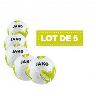 Set van 5 Jako Striker 2.0 trainingsballen