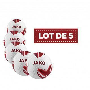 Set van 5 Jako Champ-ballonnen