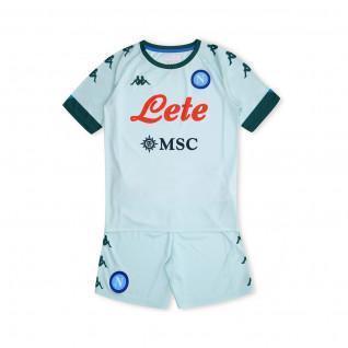 SSC Napoli 2020/21 Kinderset buitenshuis