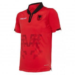 Junior home jersey Albanië Euro 20