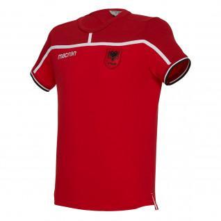 Junior reis t-shirt Albanië Euro 20