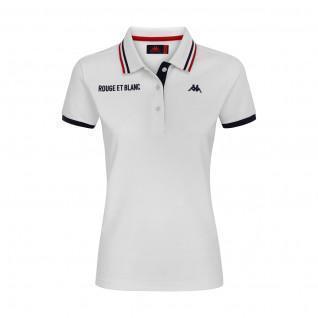 Vrouwenpolo AS Monaco 2020/21 wit