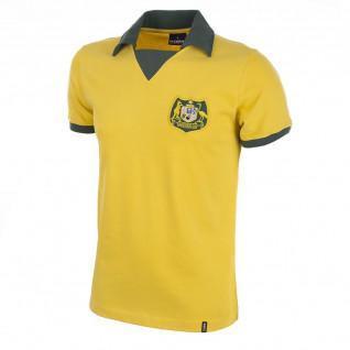 Home jersey Australië Wereldkampioenschap voetbal 1974