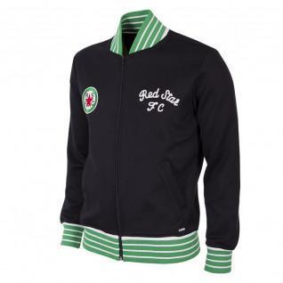 Red Star 1963 Zip Up Sweatshirt