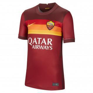 AS Roma 2020/21 AS Roma junior home jersey