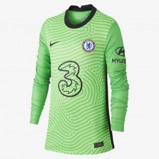 Chelsea Junior Goalkeeper's Jersey 2020/21