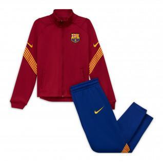 T-shirt jongen Barcelona Strike 2020/21
