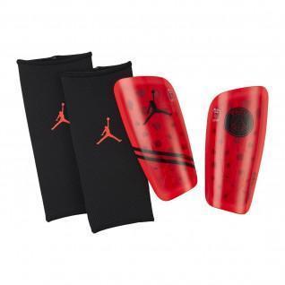 Scheenbeschermers PSG x Jordan Mercurial