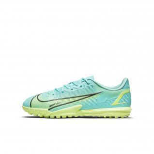 Kinderschoenen Nike Mercurial Vapor 14 Academy TF