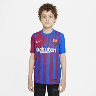 Authentiek kindertruitje fc barcelona 2021/22