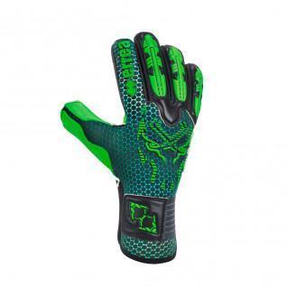 Handschoenen Errea zwarte panter fluo editie