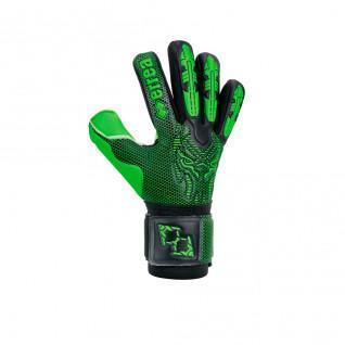 Errea zwarte panter fluo editie junior handschoenen