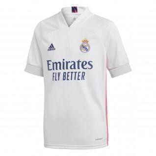 Real Madrid 2020/21 Junior Jersey