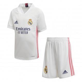 Real Madrid 2020/21 Home Minikit