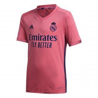 Real Madrid 2020/21 kindertrui