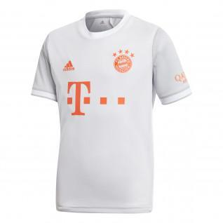 Bayern 2020/21 Junior Outdoor Jersey