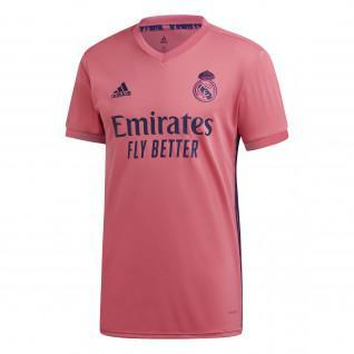 Real Madrid 2020/21 Outdoor Jersey