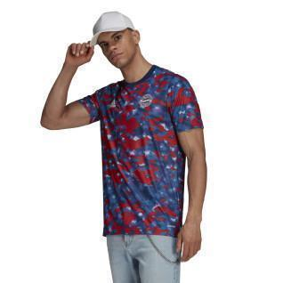 Warm-up shirt fc bayern munich 2021/22