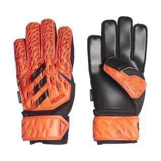 Keepershandschoenen voor kinderen adidas Predator Fingersave Match