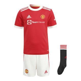 Mini thuis kit manchester united 2021/22