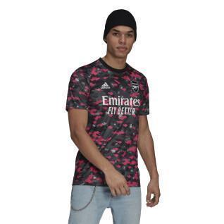Arsenal pre-wedstrijd shirt 2021/2022