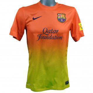 Barcelona 2012/2013 Iniesta Outdoor Jersey