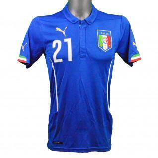 Home jersey Italië 2014/2016 Pirlo