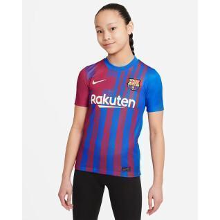 Home shirt kind fc barcelona 2021/22