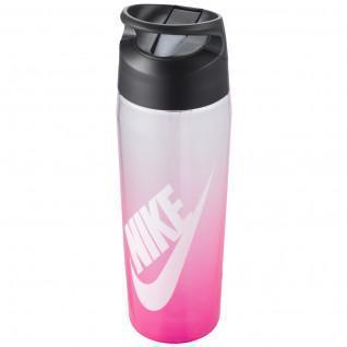 Nike hypercharge grafische fles met rietje 710 ml