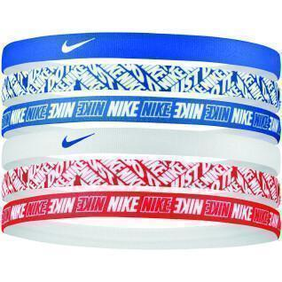 Set van 6 badges Nike printed