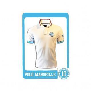Poloshirt Carré Magique Marseille 10