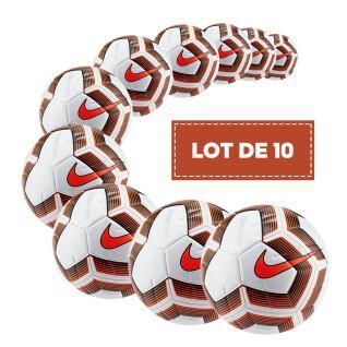 Pakket van 10 Nike Strike Pro Team Ballonnen